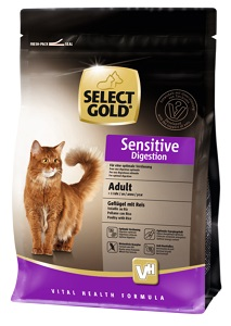 Select Gold Sensitive adult digestion baromfi&rizs 400g