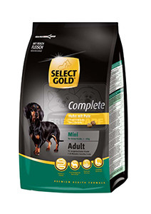SELECT GOLD classic Adult Mini csirke&pulyka száraztáp felnőtt kutyáknak 1kg