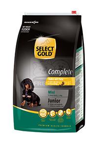 SELECT GOLD classic Junior Mini csirke&pulyka száraztáp kölyök kutyáknak 4kg
