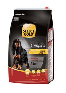 SELECT GOLD classic Adult Medium csirke&pulyka száraztáp felnőtt kutyáknak 4kg