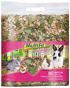 MultiFit kisemlős alom Forest 10l / 1kg