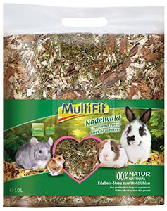 MultiFit kisemlős alom Herb garden 10l / 1kg