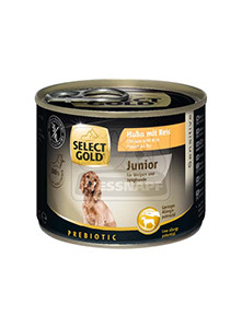 SELECT GOLD k.konz junior csirke+rizs 200g