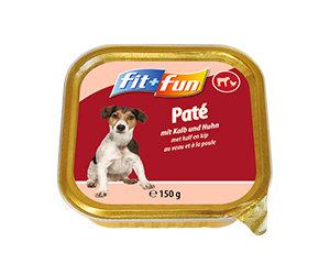 fit+fun borjú-csirke 150g