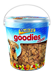 MultiFit kutyasnack goodies Nr. 38 500g