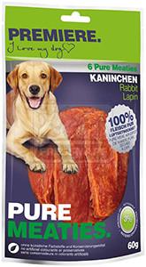 Premiere Best Meat jutalomfalat kutyáknak, nyúl 60g