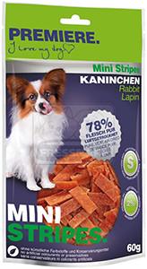 PREMIERE BEST MEAT jutalomfalat kutyáknak – színhús nyúl Mini 60g