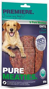Premiere Best Meat jutalomfalat kutyáknak, kacsa 90g