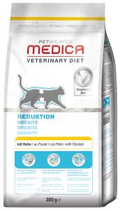 PetBalance Medica elhízás elleni száraztáp cicáknak 300g