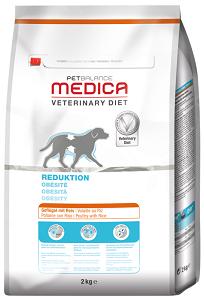 PetBalance Medica elhízás elleni száraztáp kutyáknak 2kg