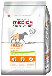 PetBalance Medica vesepanaszokra száraztáp kutyáknak 2kg