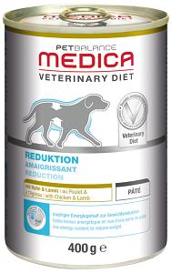 PetBalance Medica elhízás elleni konzerv kutyáknak 400g