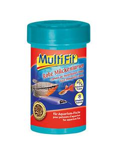 MultiFit haleledel vörösszúnyoglárva 100ml