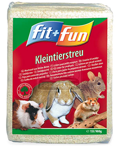 fit+fun kisemlős alom 15l