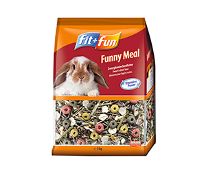 fit+fun törpenyúl eleség 3kg