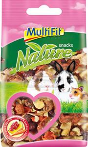 MultiFit nature snack gyümölcs&zöldség 100 g