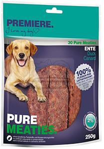 PREMIERE BEST MEAT jutalomfalat kutyáknak - színhús kacsa 250g
