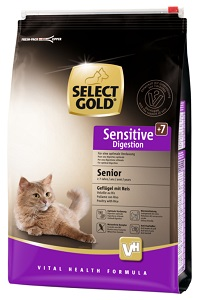 Select Gold Sensitive senior digestion baromfi&rizs 3kg