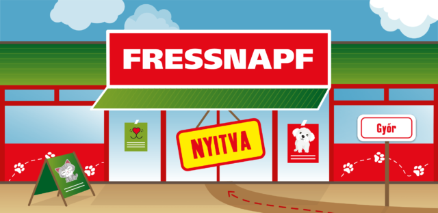 Fressnapf Győr