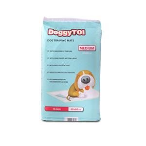 DoggyTOI pelenka Medium 60x60cm