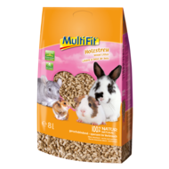 MultiFit kisemlős alom fa pellet 20l / 12kg