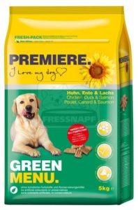 PREMIERE Green Menu 5kg