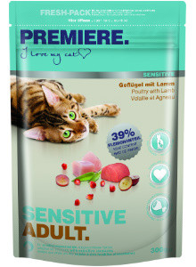 Premiere Sensitive cica 300g