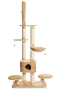 MORE FOR CATS bútor Felino kombinálható bézs 100x269cm