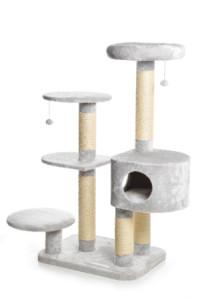 MORE FOR CATS bútor Felina kombinálható szürke75x142cm