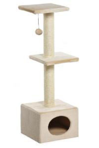 AniOne cica kaparófa Stella bézs 37x110