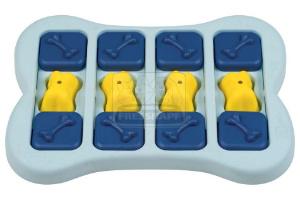 MORE FOR DOGS IQ játék Dog Brick L2 40x28cm