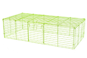 AniOne ketrecrács kiwizöld 102x51x26cm