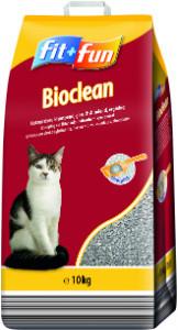 fit+fun alom Bioclean csomósodó 10kg