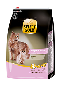 SELECT GOLD Babycat 3kg