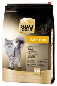 Select Gold Maine Coon adult szárnyas&lazac 3kg