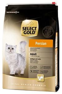 Select Gold Persian adult szárnyas&lazac 3kg