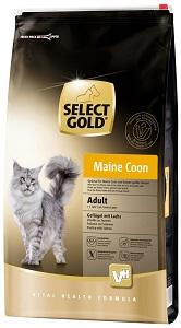 Select Gold Maine Coon adult szárnyas&lazac 10kg