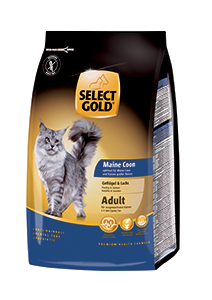 SELECT GOLD Maine Coon 400g