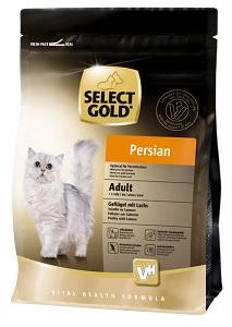 Select Gold Persian adult szárnyas&lazac 400g