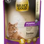 SELECT GOLD Senior Digestion alutasakos pulyka+rizs 85g
