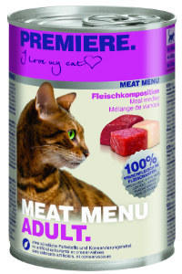 Premiere Meat Menu cicakonzerv hús-mix 400g