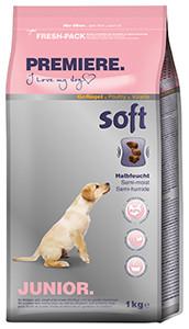 PREMIERE Soft Junior szárazeledel kutyáknak csirke 1kg