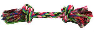 fit+fun kutyajáték kötél 2 csomóval 26cm