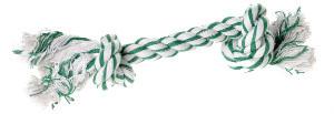 AniOne kutyajáték kötél mentolos 2 csomóval S 20cm
