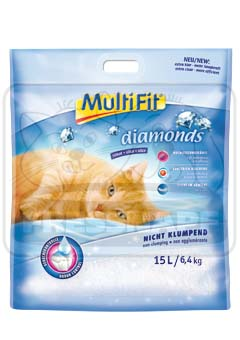 MultiFit alom Diamonds 15l