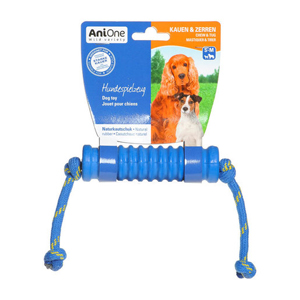 AniOne kutyajáték zsinóros hosszú 10cm