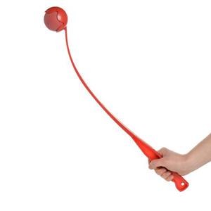 fit+fun kutyajáték szivacslabda dobókarral 64cm