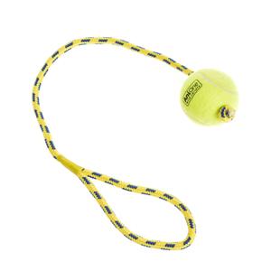 AniOne kutyajáték zsinóros teniszlabda 6cm