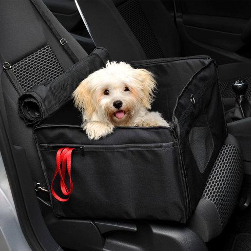 AniOne autós ülés kistermetű kutyáknak 45x39x30cm