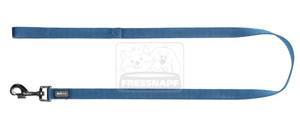 AniOne rövidpóráz Classic nejlon kék M/1m/20cm